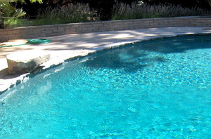 Oprava nafukovacího bazénu